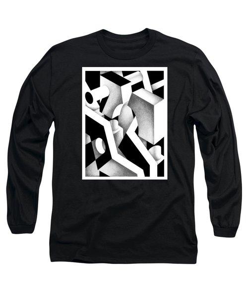 Archtectonic 9 Long Sleeve T-Shirt