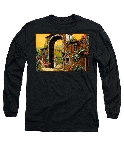 Arco Di Paese Long Sleeve T-Shirt