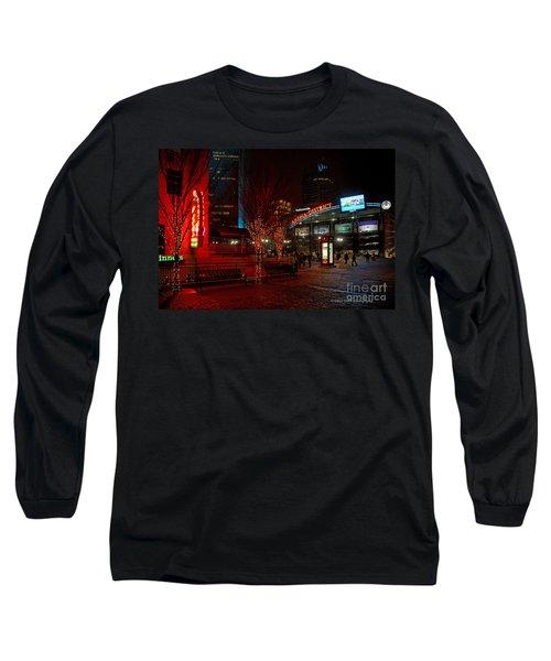 D66l-4 Arena District Photo Long Sleeve T-Shirt