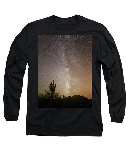 Arizona Night Long Sleeve T-Shirt