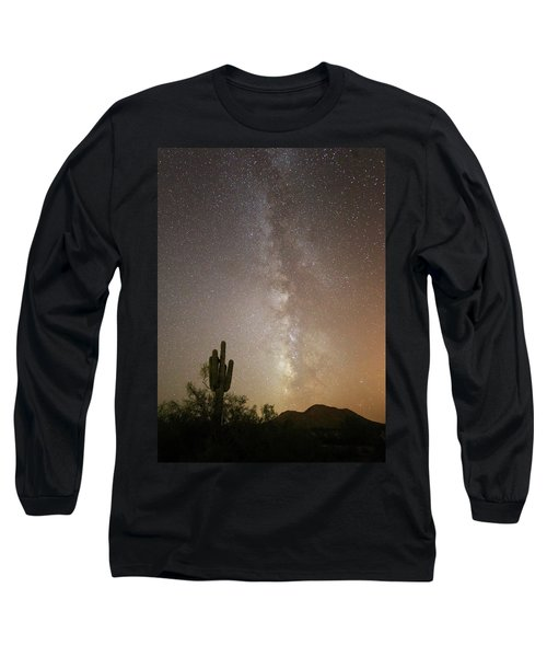 Arizona Night Long Sleeve T-Shirt