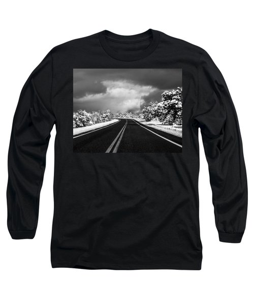 Arizona Snow Long Sleeve T-Shirt