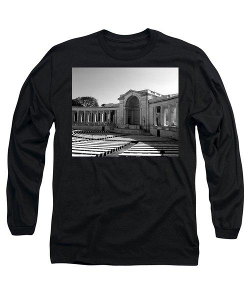 Arlington Memorial Amphitheater Long Sleeve T-Shirt