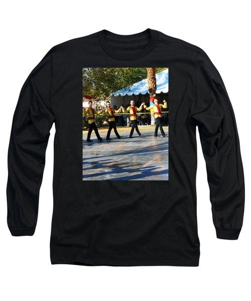 Armenian Dancers 7 Long Sleeve T-Shirt