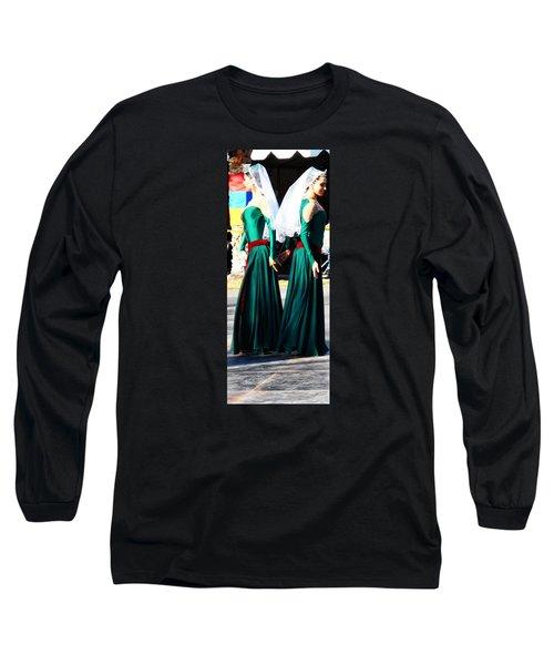 Armenian Dancers 8 Long Sleeve T-Shirt