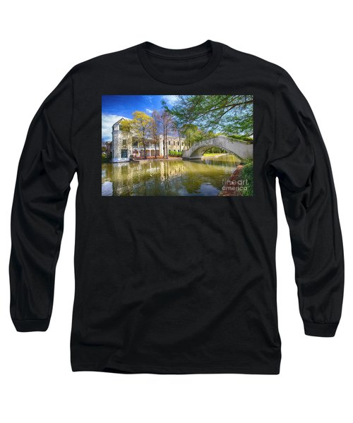 Armstrong Park, New Orleans, La Long Sleeve T-Shirt