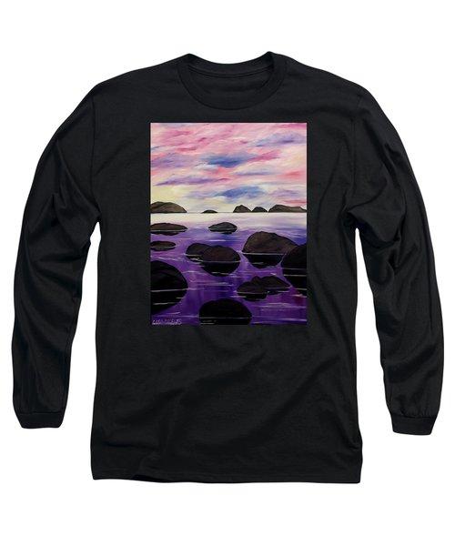 Around This Love Long Sleeve T-Shirt