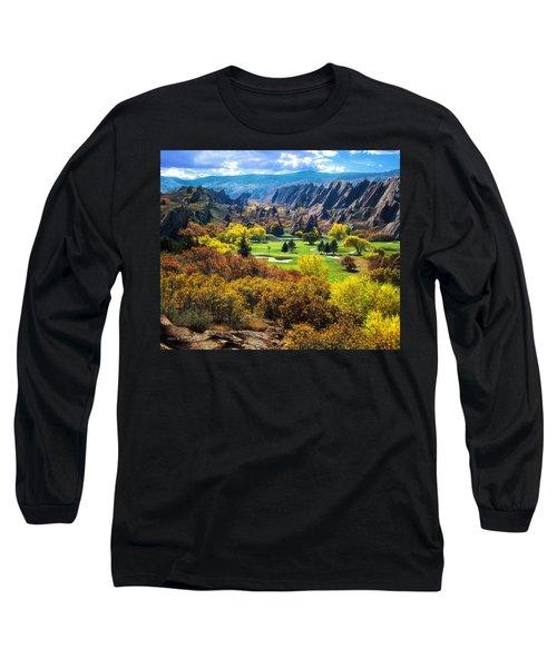 Arrowhead  Long Sleeve T-Shirt