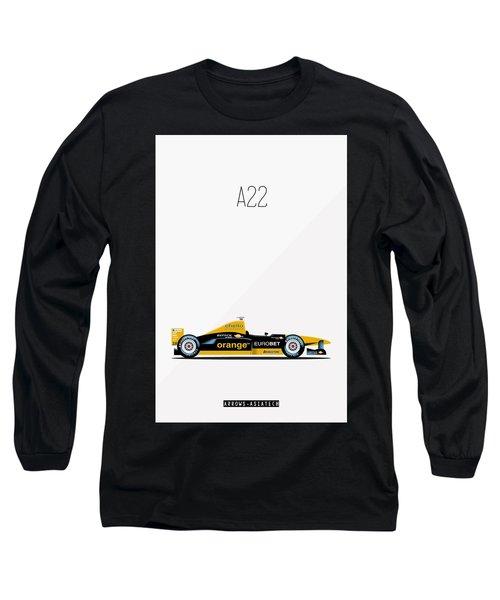 Arrows Asiatech A22 F1 Poster Long Sleeve T-Shirt