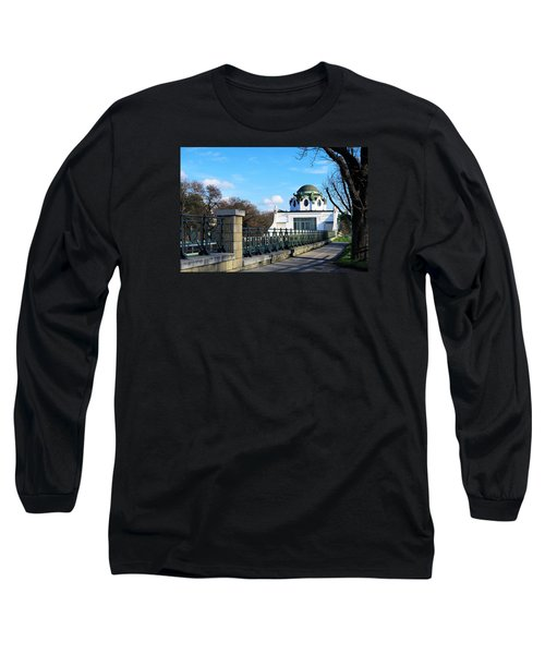 Art Deco Pavillon Long Sleeve T-Shirt