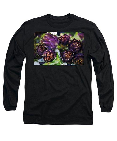 Artichokes  Long Sleeve T-Shirt