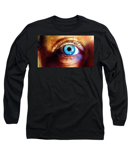Artist Eye View Long Sleeve T-Shirt