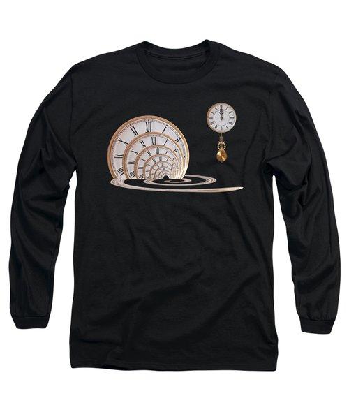 Time Portal Long Sleeve T-Shirt