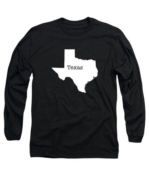 Texas State Long Sleeve T-Shirt