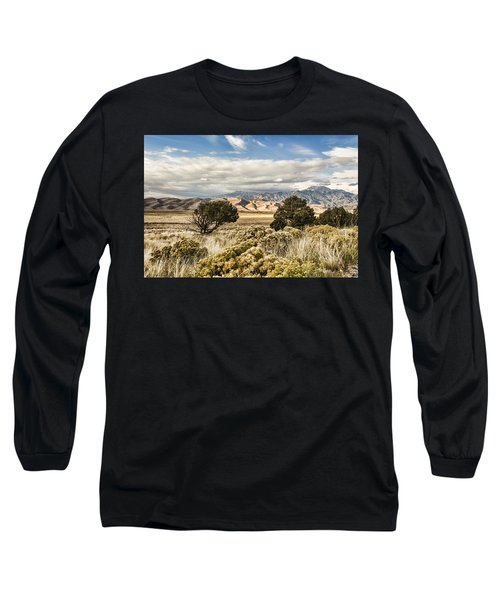 Great Sand Dunes National Park And Preserve Long Sleeve T-Shirt
