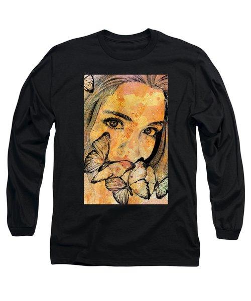 Remain Sedate Long Sleeve T-Shirt