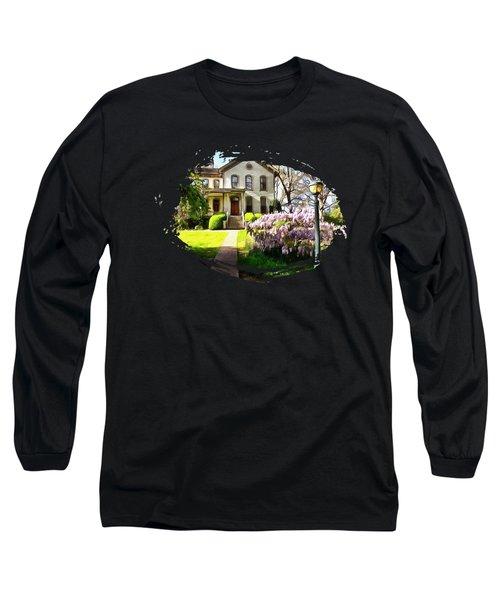 The Bush House Long Sleeve T-Shirt