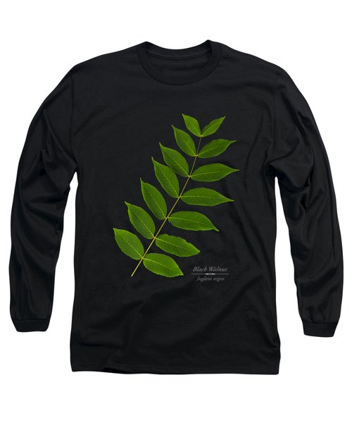 Black Walnut Long Sleeve T-Shirt