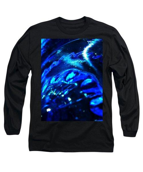 Glowing Glass Beauty Long Sleeve T-Shirt by Samantha Thome