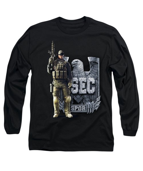 Spectral Dragon Collection Long Sleeve T-Shirt