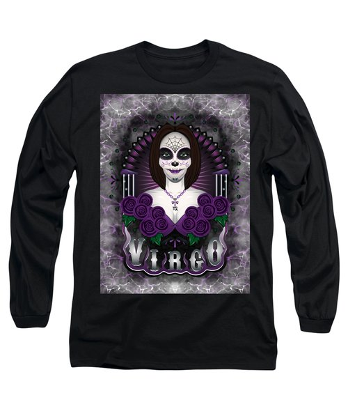 The Virgin Virgo Spirit Long Sleeve T-Shirt