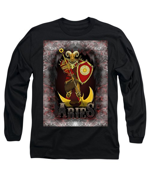 The Ram Aries Spirit Long Sleeve T-Shirt