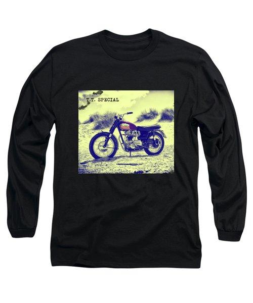 67 Bonneville Tt Special Long Sleeve T-Shirt