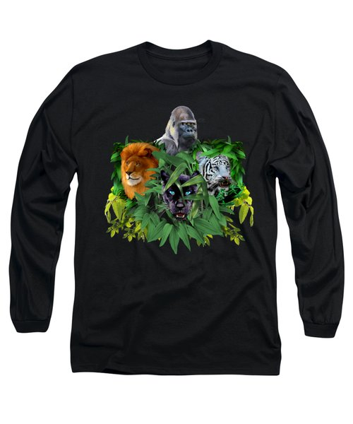 Jungle Guardians Long Sleeve T-Shirt