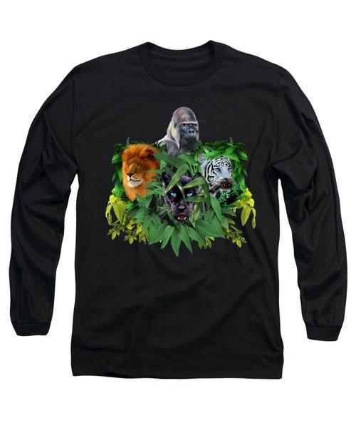 Jungle Guardians Long Sleeve T-Shirt