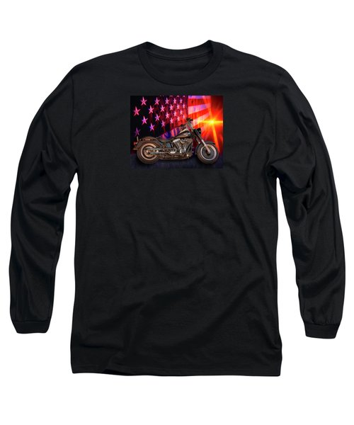 Your Hog Here Long Sleeve T-Shirt