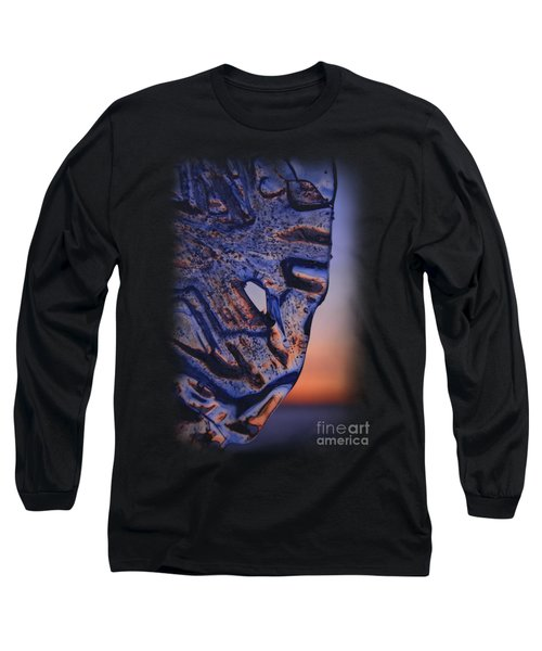 Ice Lord Long Sleeve T-Shirt by Sami Tiainen