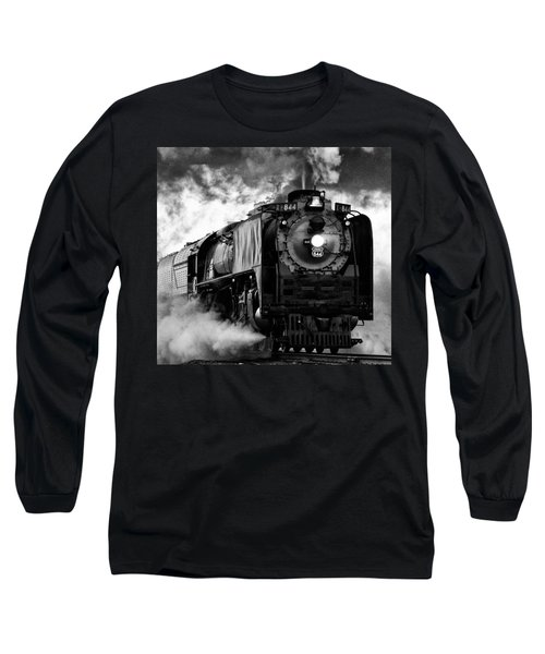 Up 844 Steaming It Up Long Sleeve T-Shirt