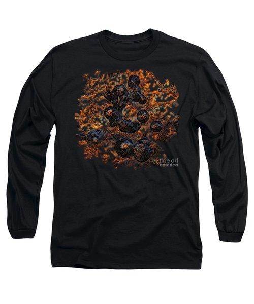 Volcanic Long Sleeve T-Shirt