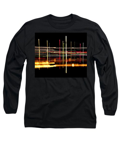 Cosmic Avenues Long Sleeve T-Shirt