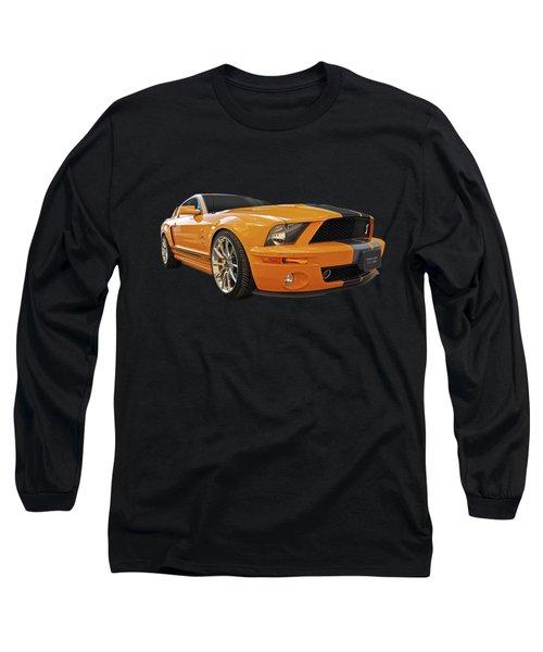 Cobra Power - Shelby Gt500 Mustang Long Sleeve T-Shirt