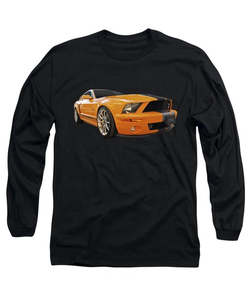 Cobra Power - Shelby Gt500 Mustang Long Sleeve T-Shirt