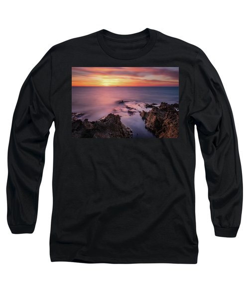 As The Day Ends Long Sleeve T-Shirt