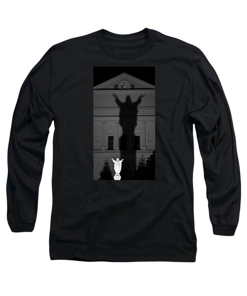 As Time Draws Nigh Long Sleeve T-Shirt