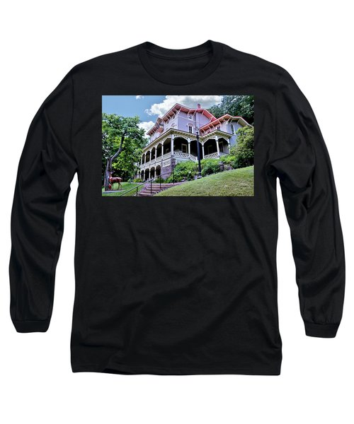 Asa Packer Mansion Long Sleeve T-Shirt