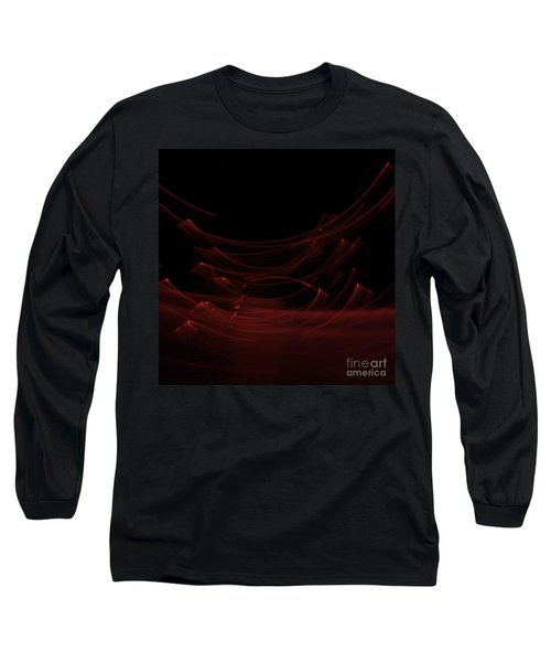 Long Sleeve T-Shirt featuring the painting Ascension  by Xn Tyler