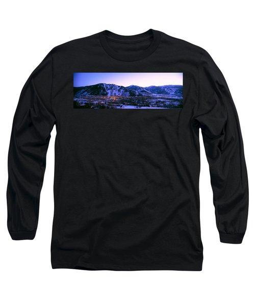Aspen, Colorado, Usa Long Sleeve T-Shirt