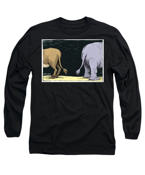 Asses Long Sleeve T-Shirt