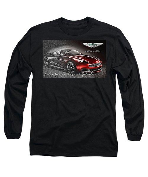 Aston Martin Vanquish Volante  Long Sleeve T-Shirt