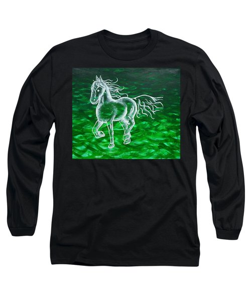 Astral Horse Long Sleeve T-Shirt