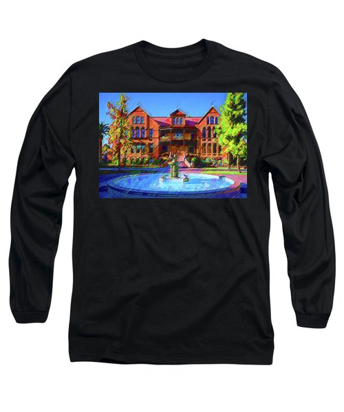 Asu Old Man Long Sleeve T-Shirt