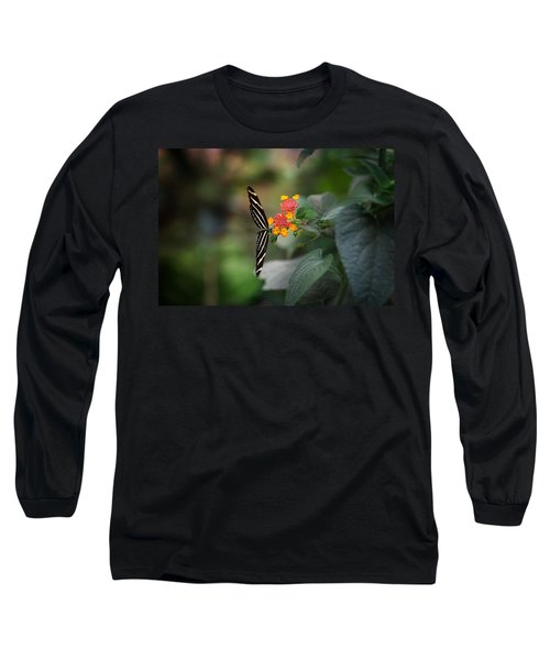 At Last Long Sleeve T-Shirt by Lucinda Walter
