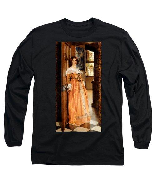 At The Doorway Long Sleeve T-Shirt