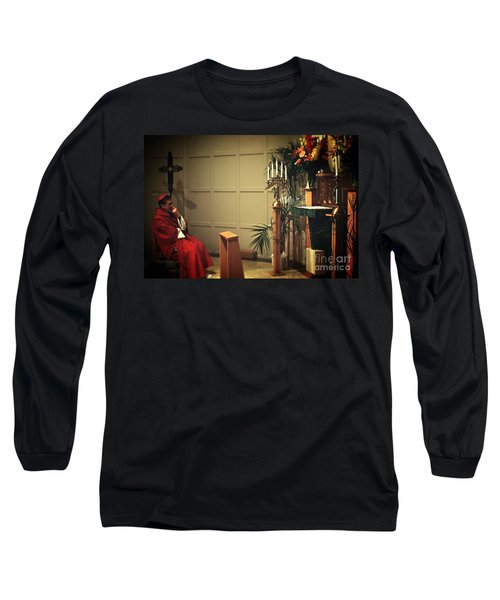 At The Heart Of Everything Long Sleeve T-Shirt