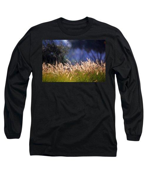 At The Rock Garden Tel Aviv Long Sleeve T-Shirt