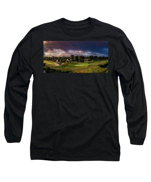 At The Turn Long Sleeve T-Shirt